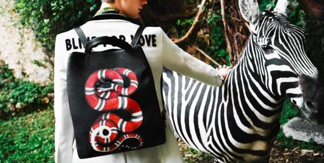 Gucci створили колекцію за Біблійними мотивами (ФОТО)