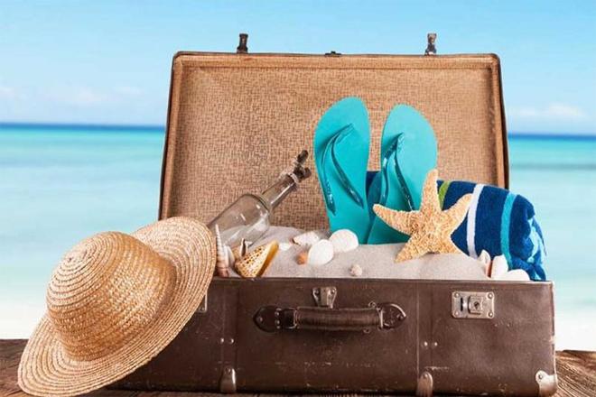 Що покласти в валізу, якщо збираєшся на море?