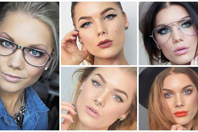 Круті ідеї макіяжу від культового блогера [ФОТО]