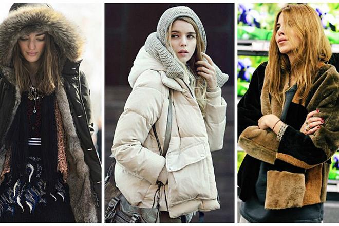 Модні зимові куртки: 4 ідеї для тебе