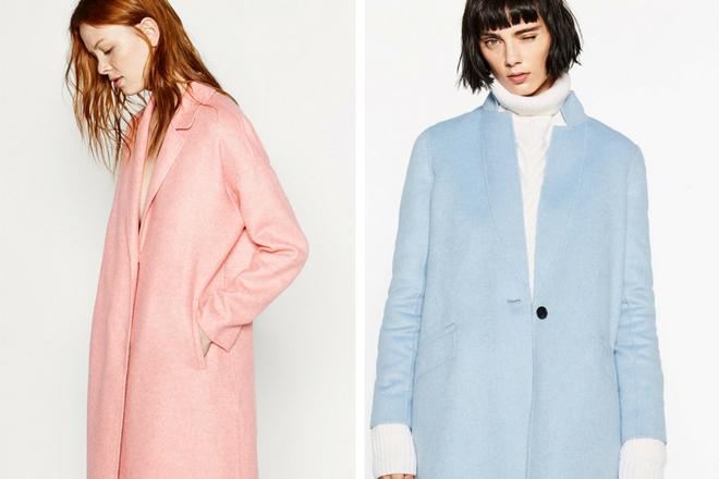 Модне пальто осені: який колір обрати?