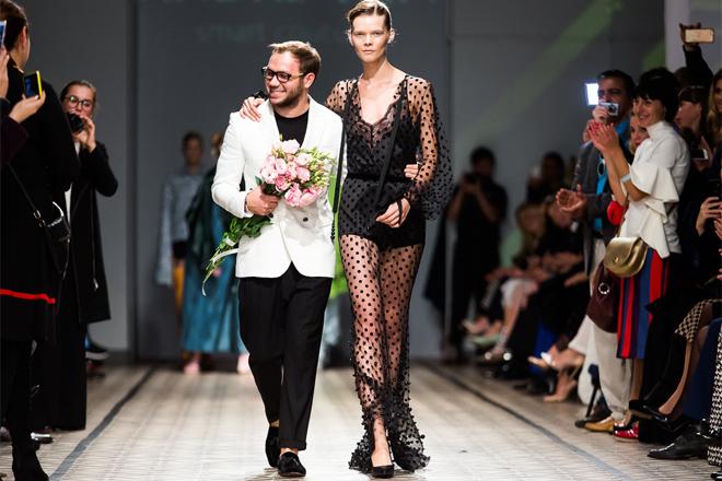 15 років моди: Андре Тан показав нову ювілейну колекцію [ФОТО]