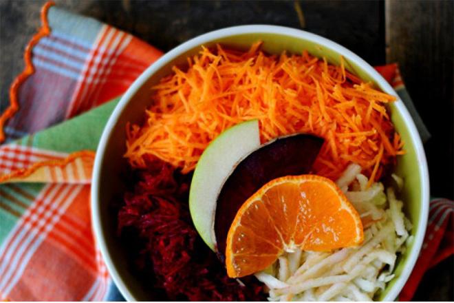 Який салат допоможе схуднути за 2 дні?