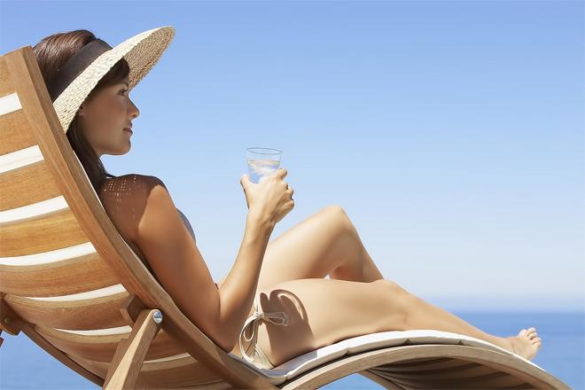 Як доглядати за шкірою в спеку?
