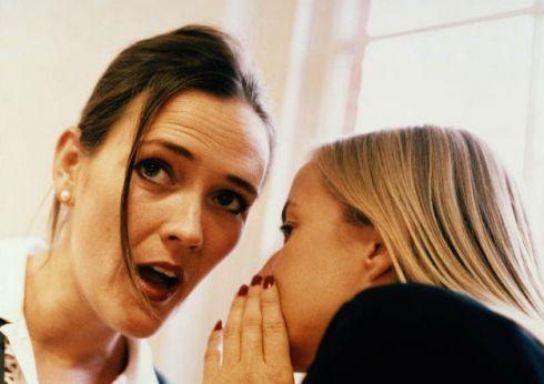 Як нейтралізувати плітки колег і заздрісників:4 способи