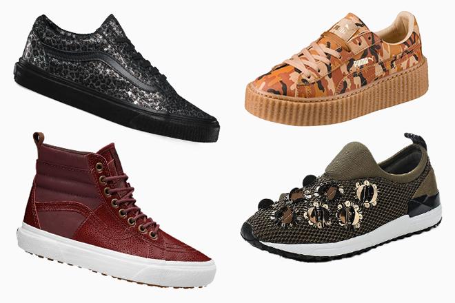 Модні кросівки сезону: як правильно обрати?