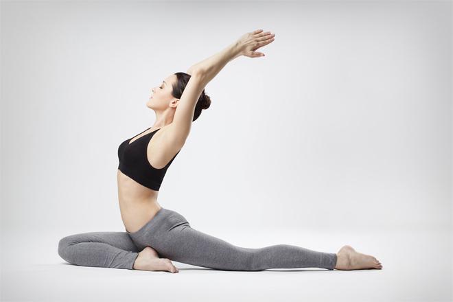 Кращі вправи з йоги для схуднення [ВІДЕО]