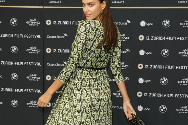Look дня: Елегантна Ірина Шейк на прем'єрі у Цюріху [ФОТО]