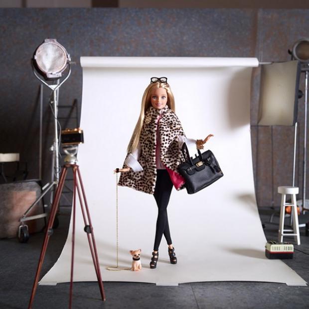 Кукла Barbie – история одной игрушки