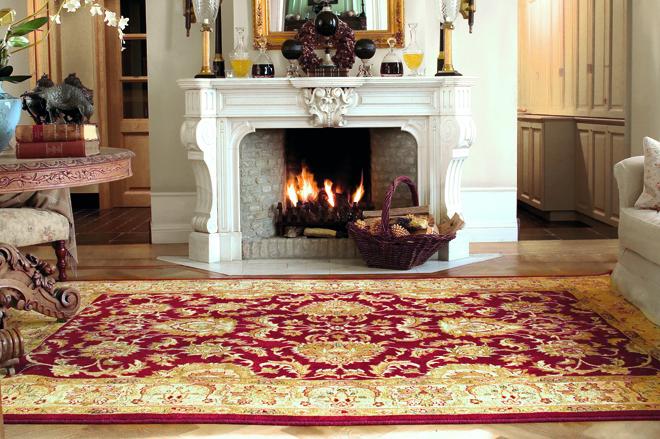 Як правильно вибрати килимове покриття для різних кімнат