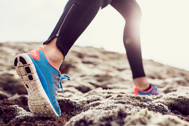 Чим небезпечний біг в кросівках?