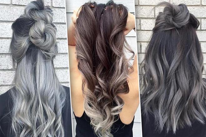 Відтінки сірого: наймодніші ідеї для фарбування