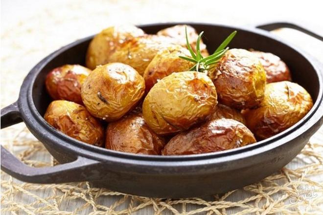 Як схуднути на улюбленій картоплі?