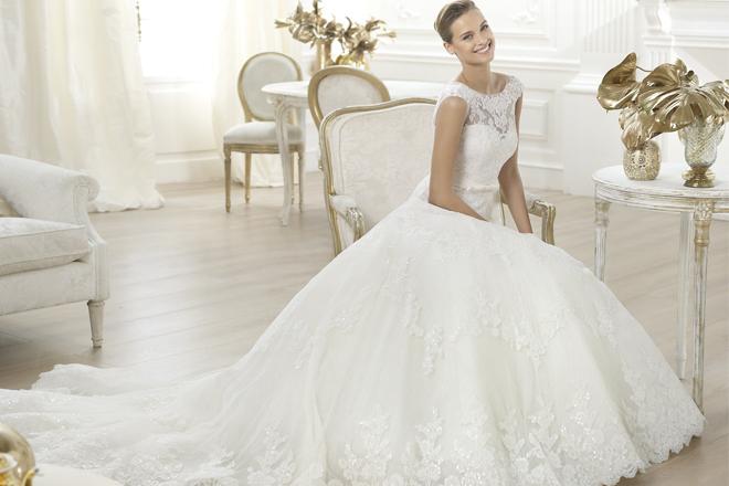 Где найти идеальное свадебное платье?