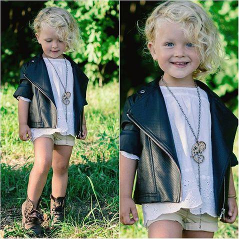 3-річна модниця з Польщі підкорила fashion - редакторів [ФОТО]