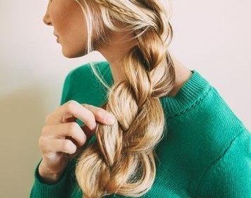 Незвичайна коса: як зробити [ФОТО]