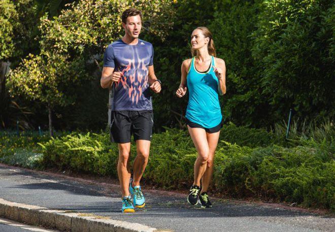 Как бегать по асфальту без вреда для здоровья