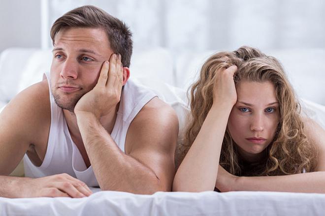 Що робити, якщо він не хоче сексу: 6 порад