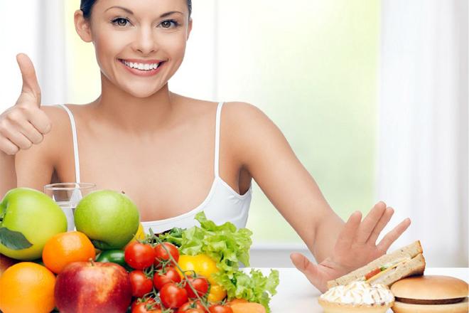 Топ-4 найкращі осінні дієти