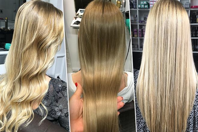 3 секрети для красивого блонду