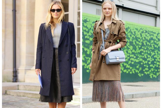 З чим носити пальто: 3 круті ідеї