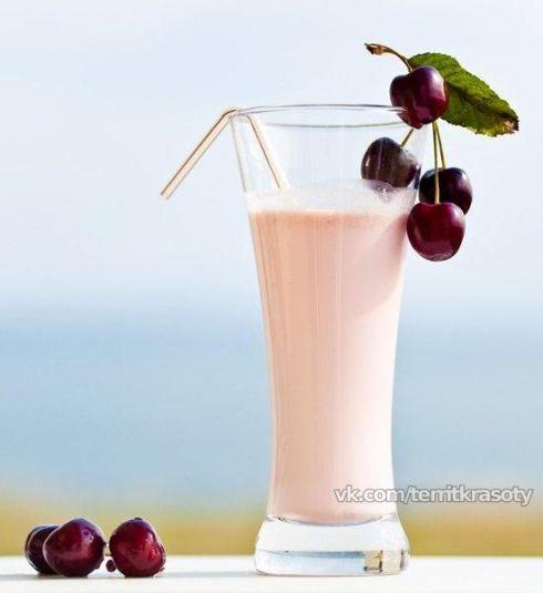 Рецепт молочного коктейля