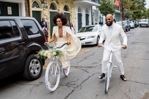 50 відтінків білого: молодша сестра Бейонсе вийшла заміж [ФОТО]