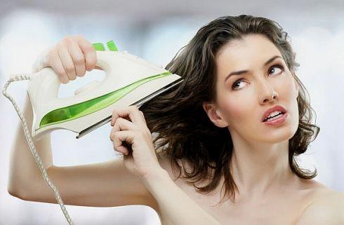 5 правил випрямлення волосся
