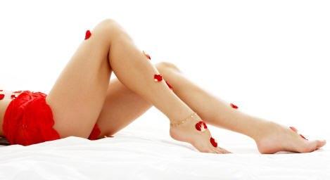 Идеальные ноги за 3 минуты