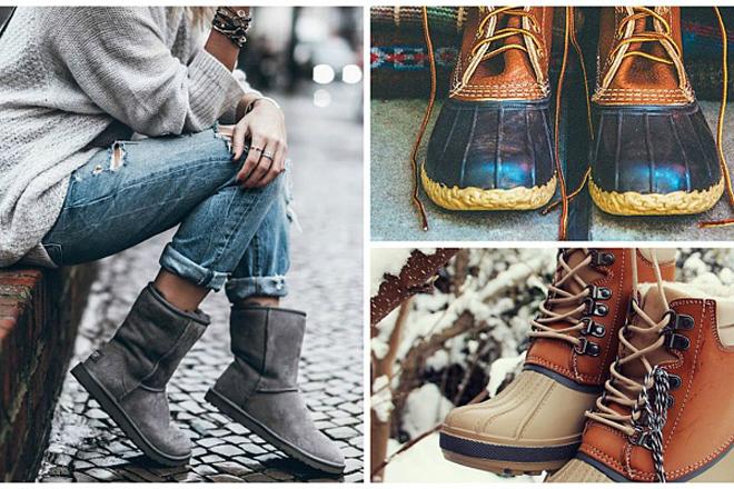 Як вибрати зимове взуття?
