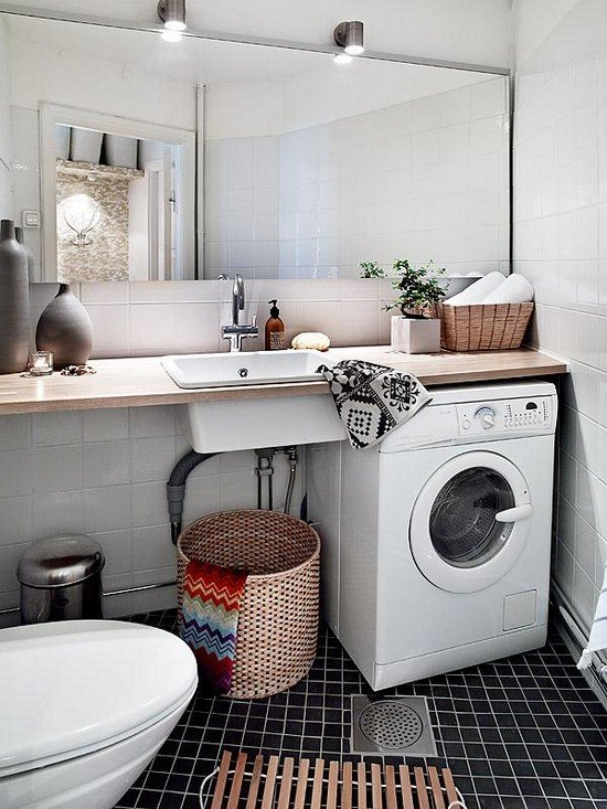 Что необходимо для обустройства ванной комнаты?