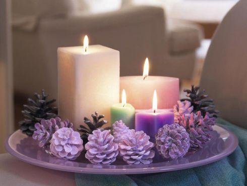 Як правильно використовувати ароматичні свічки?