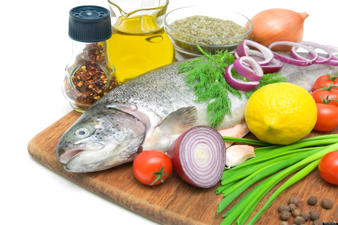 Рибна дієта: схуднення та розкішне волосся