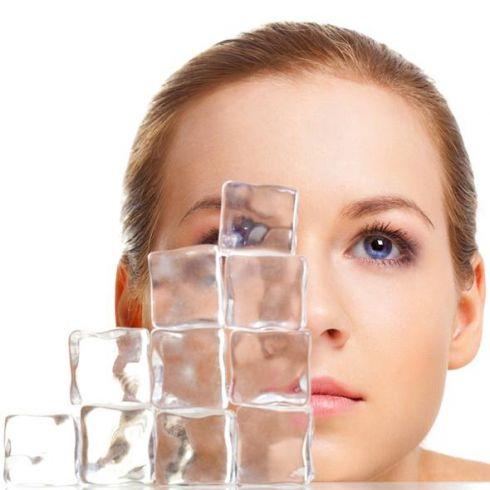 Лід для догляду та омолодження обличчя