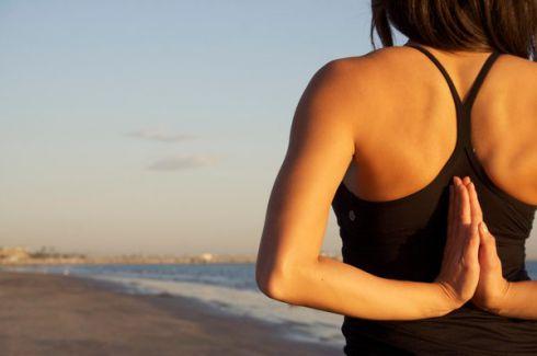 Ідеальну поставу можна зробити за допомогою йоги