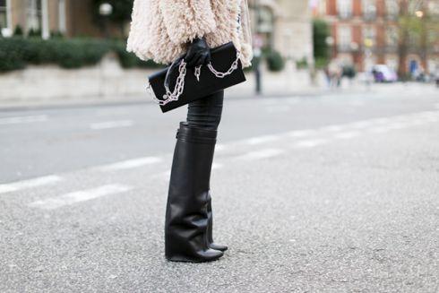 Street style натхнення: модне зимове взуття [ФОТО]
