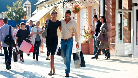 ТОП-5 лучших мест для шопинга в мире