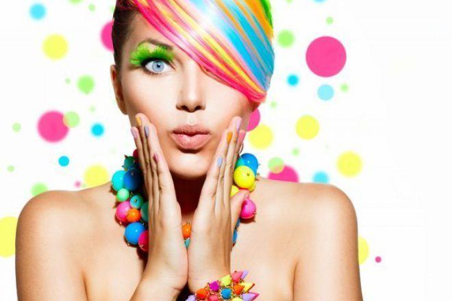Модний тренд: графіті на волоссі (ФОТО)