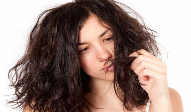 Сухие поврежденные волосы, что делать?
