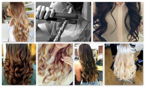 Красивые волосы - залог успеха (ФОТО)