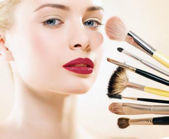 Несколько вариантов макияжа