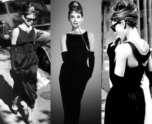 Святковий стиль: маленька чорна сукня