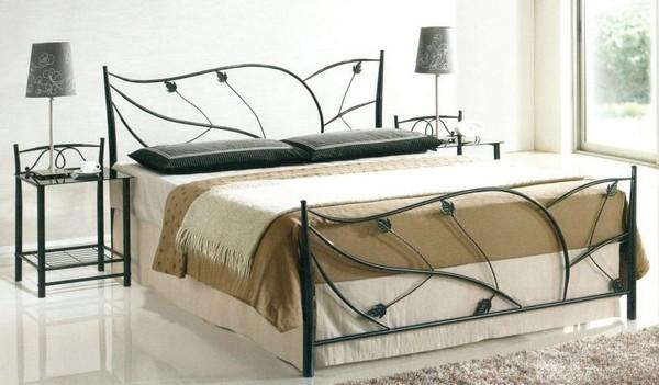 Современные металлические кровати – избавляемся от стереотипов