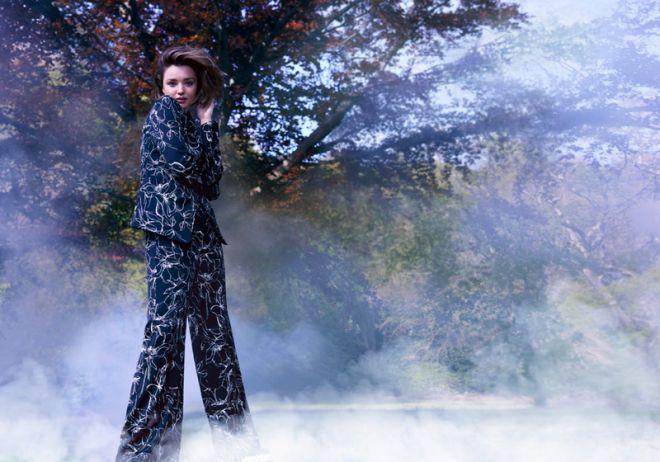 Стиль і ніжність: Міранда Керр для реклами Marella (ФОТО)