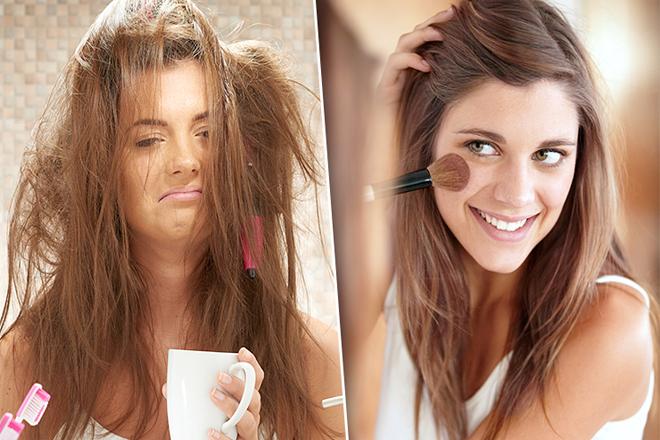 Як за допомогою макіяжу приховати брак сну?