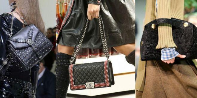 10 самых модных фасонов сумок