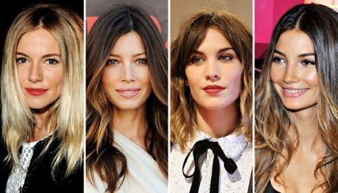Сезонні тренди в кольористиці волосся