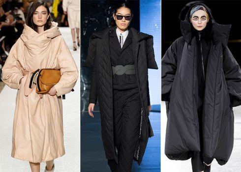 Модна зима: пуховики 2015