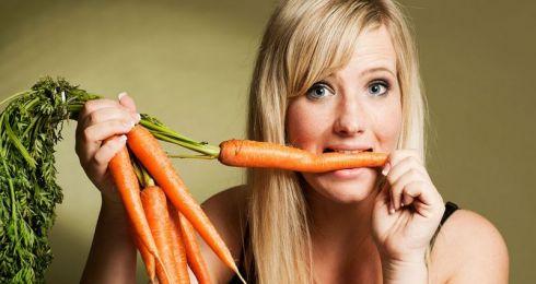 Моркв'яна дієта: мінус 1,5 кг затиждень