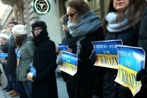 Знаменитости, что поддерживают Украину